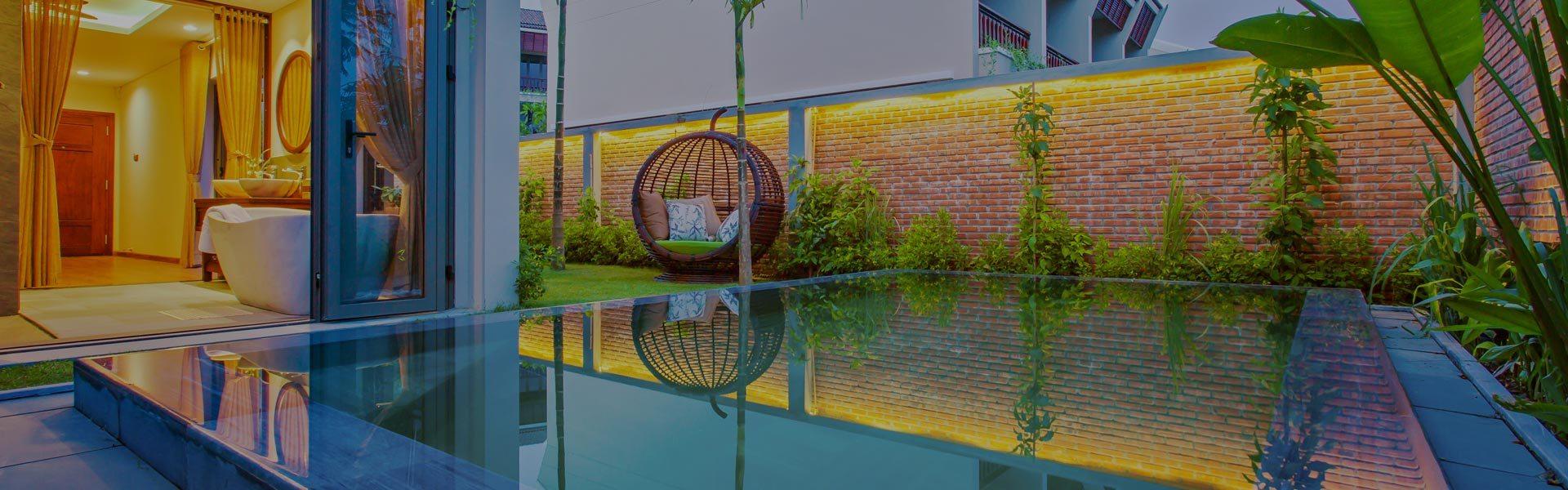 Silk Sense resort destination accommodation